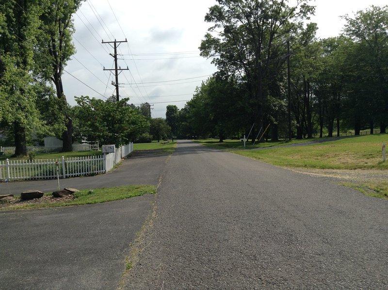 Quiet neighborhood