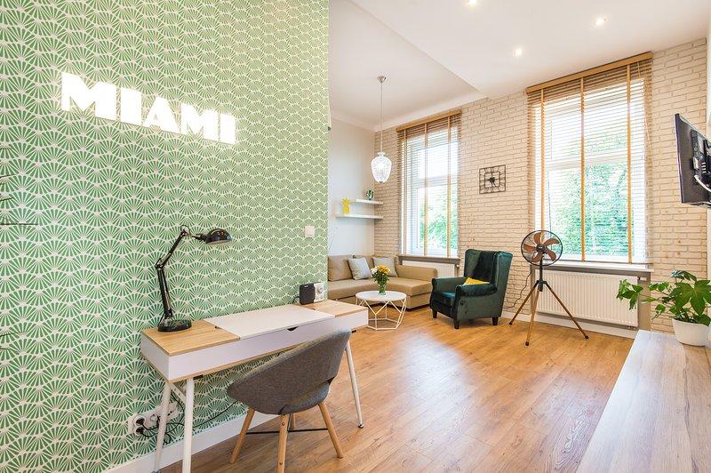 Bliss Apartments Miami, casa vacanza a Greater Poland Province