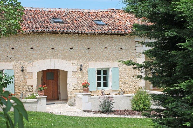 La Distillerie, holiday rental in Charente