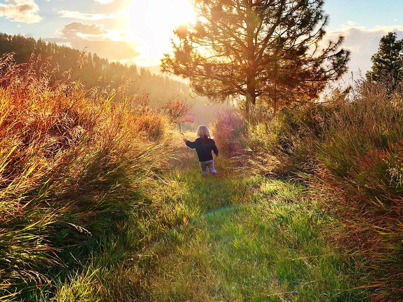 Little Martha Down the Trail