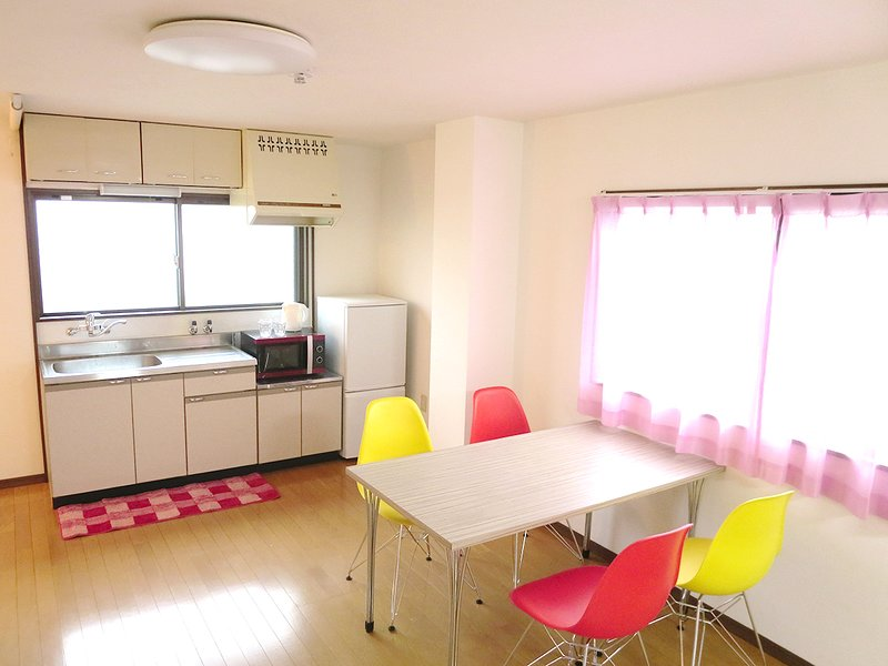 Chilling Japanese Casual Style | Live Like a Local | Safe Calm Residential Area, holiday rental in Osaka