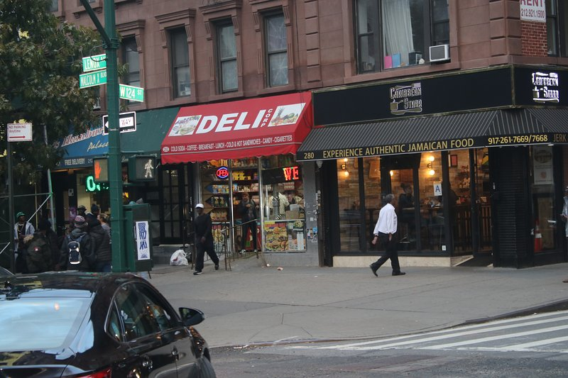 Come...walk to World Famous Apollo Theatre, The Studio Museum of Harlem-Central Park-it's all here..