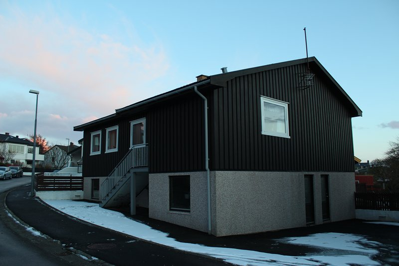 Stay in Tórshavn Centre, holiday rental in Skálavík