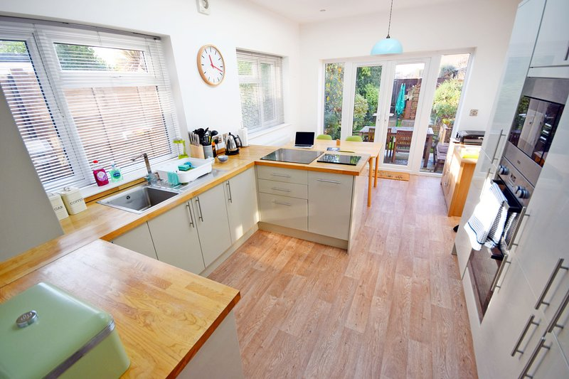 Broyle House, Chichester, vacation rental in Fishbourne