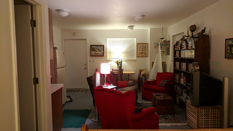 Captain's Quarters, holiday rental in Hygiene