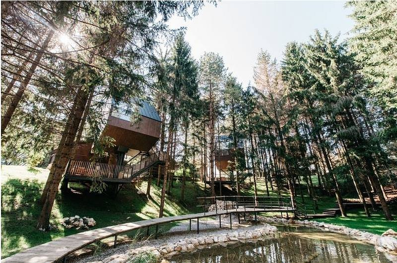Tree House, holiday rental in Grabovac