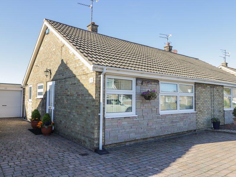 13 DANESCROFT, enclosed courtyard, near Bridlington, location de vacances à Sewerby