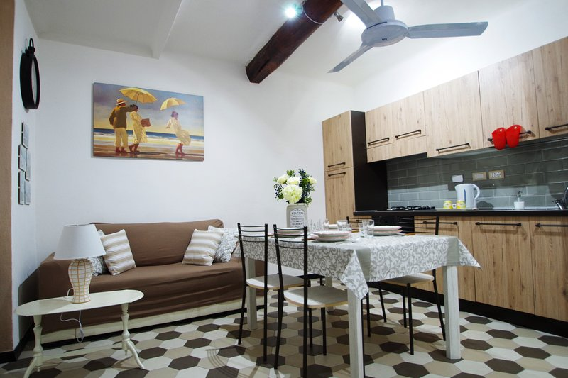 casa levante, location de vacances à Bruschi