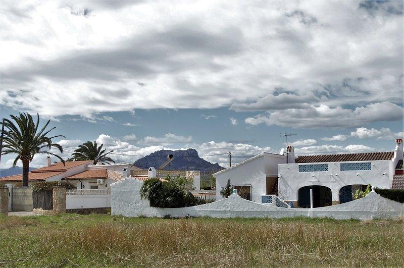 BELLA VISTA - EL PASTOR, holiday rental in Denia