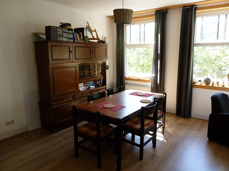 Bright tidy and comfortable apartment, holiday rental in Zwanenburg