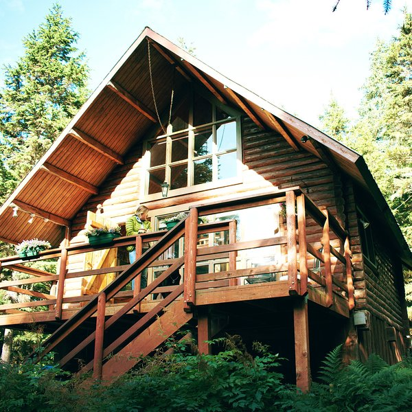 Alyeska Hideaway Log Cabins - Alyeska Cabin