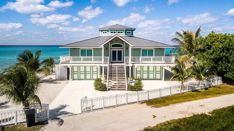 Paradise found in South Bimini at Sunset Cove Beach House, alquiler de vacaciones en Bimini