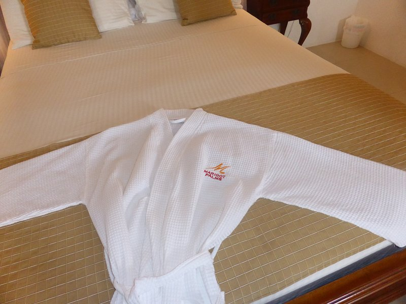 luxury bathrobes available