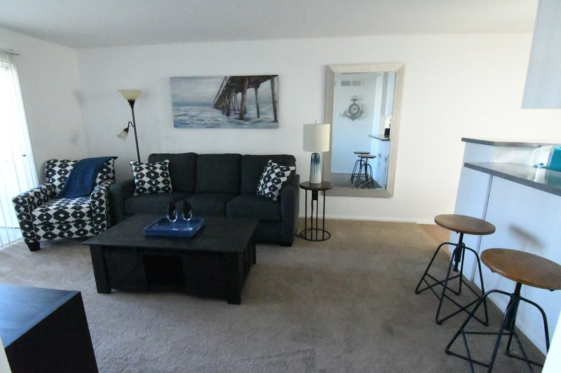 Day Dreaming! Entire Home 1 Bed, 1 Bath, Sleeps 4, vacation rental in Costa Mesa