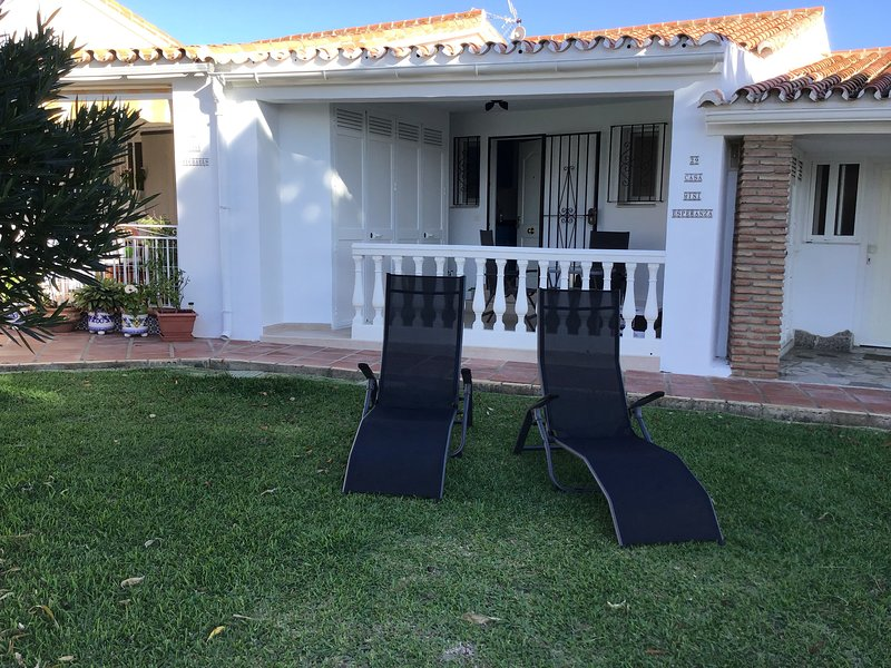 Beautiful bungalow for rent in Cala de Mijas