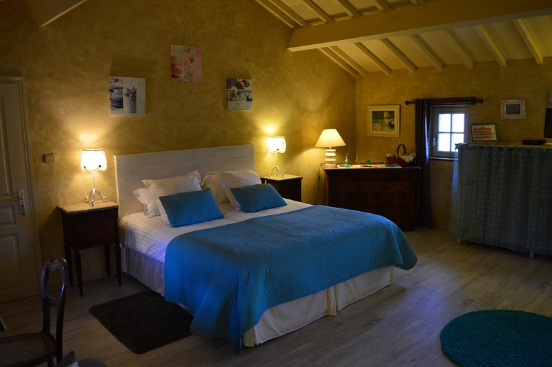 Chambre d'hôtes La Closerie, holiday rental in La Chaussee