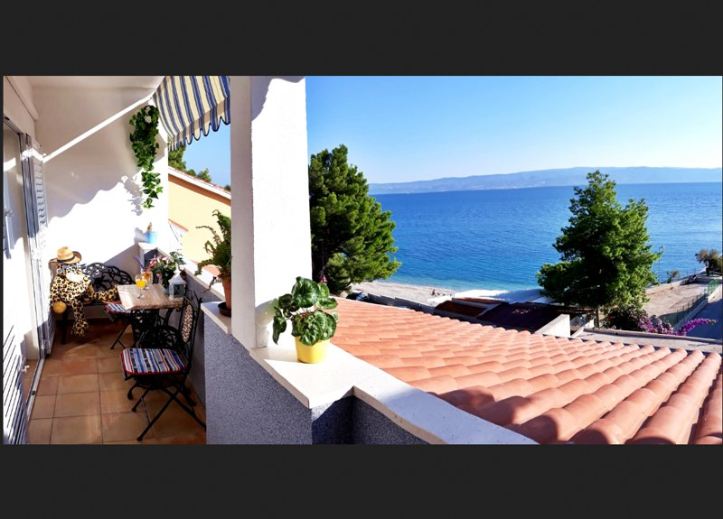 Tempera 3- terrace,sun&beach-BEST PRICE, holiday rental in Dugi Rat