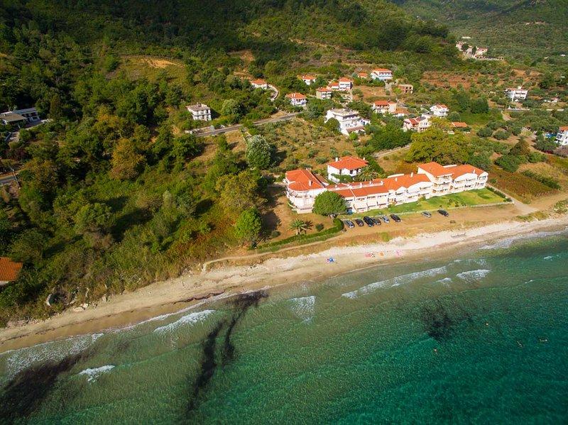POSEIDON RESIDENCE, location de vacances à Skala Panagia