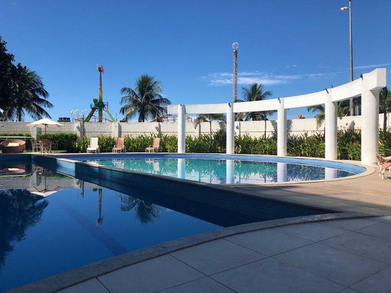 Apartamento Luxo de 4 Quartos à Beira-Mar, vacation rental in Cabo Frio