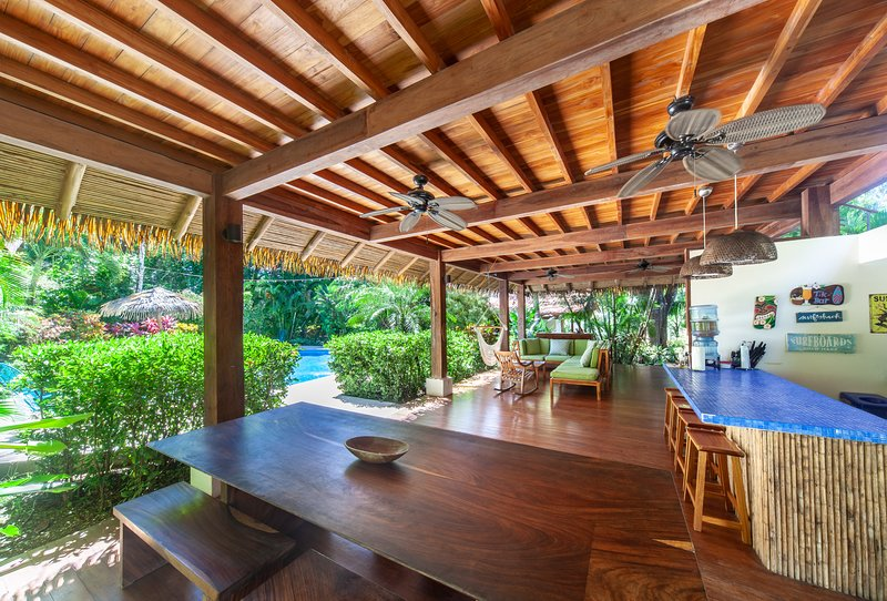 Spacious Nosara Beach Compound - 2 mins to Guiones Beach, holiday rental in Nicoya
