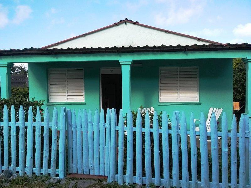 Casa Edel en Viñales, Pinar del Rio, Cuba, alquiler de vacaciones en Provincia de Albacete