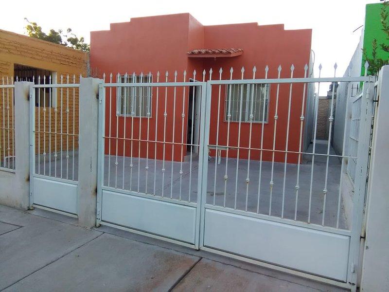 Renta de casa familiar vacacional., holiday rental in El Fuerte