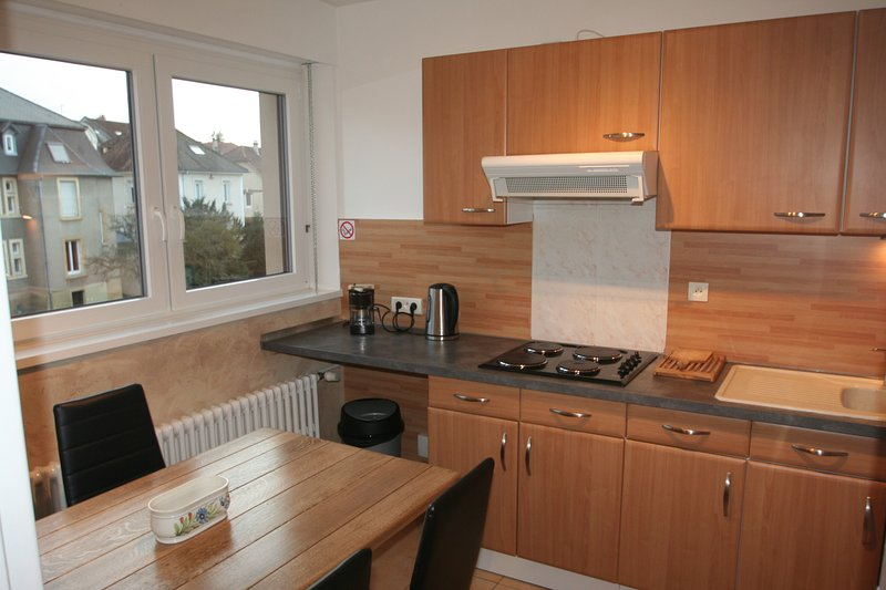 APPARTEMENT SPACIEUX ET LUMINEUX 'le baudoche', holiday rental in Woippy