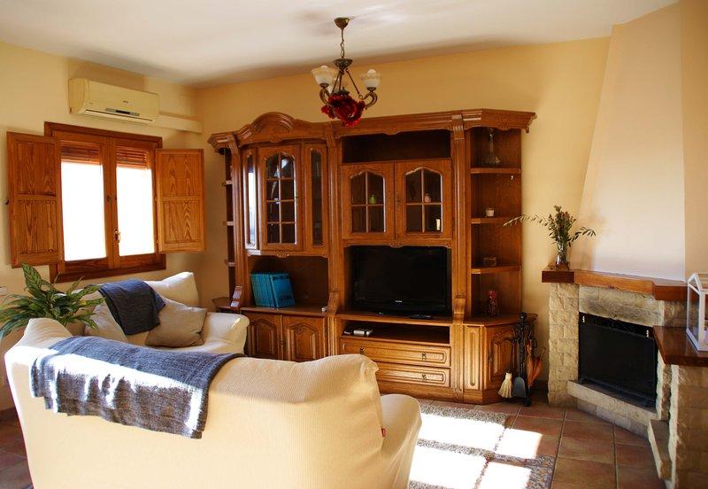 Casa de rustica de pueblo al pié de Montserrat, aluguéis de temporada em Esparreguera