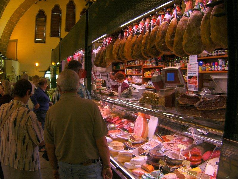 Javea Old Town Market