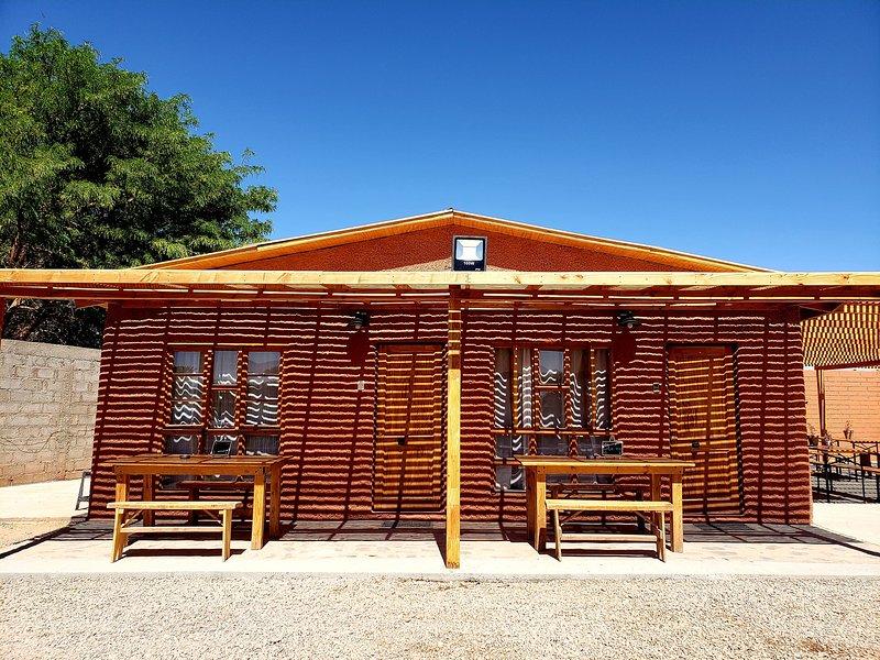 Cabañas Refugio El Buen Pastor (Cabaña N°1), holiday rental in Antofagasta Region