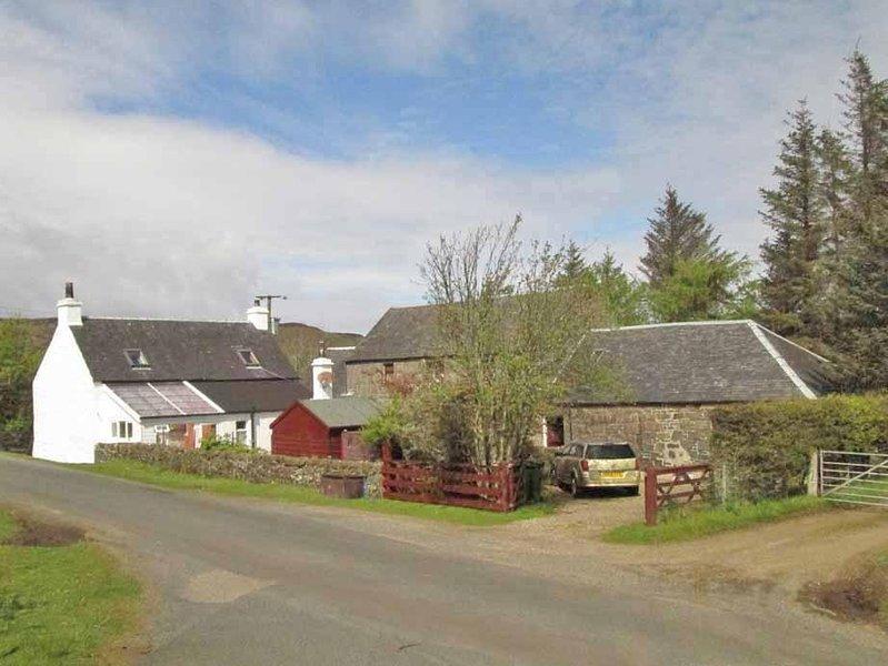 Frachadil Farm Cottage, location de vacances à Bunessan