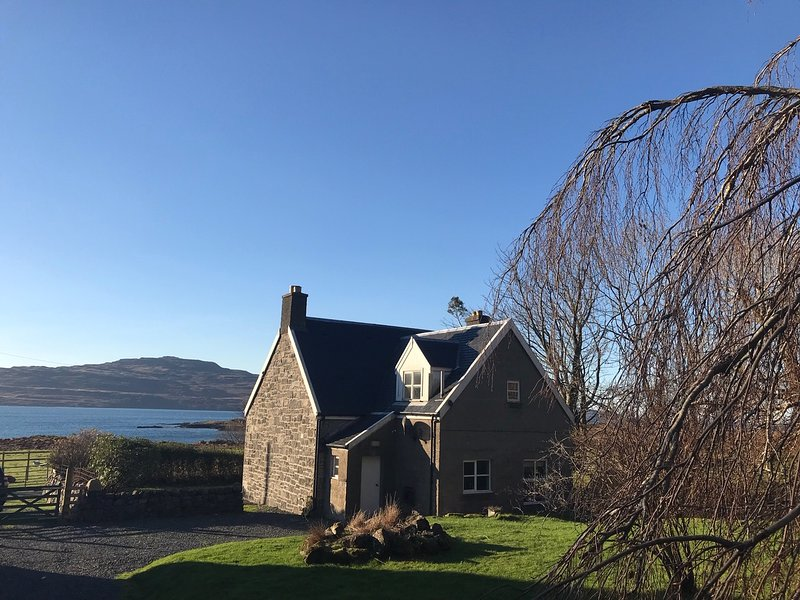 Dalmaclare, holiday rental in Isle of Mull