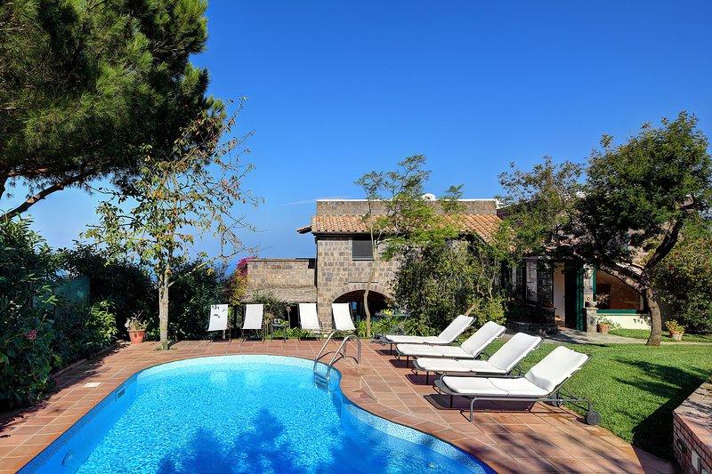 Fondo Turiello, holiday rental in Schiazzano