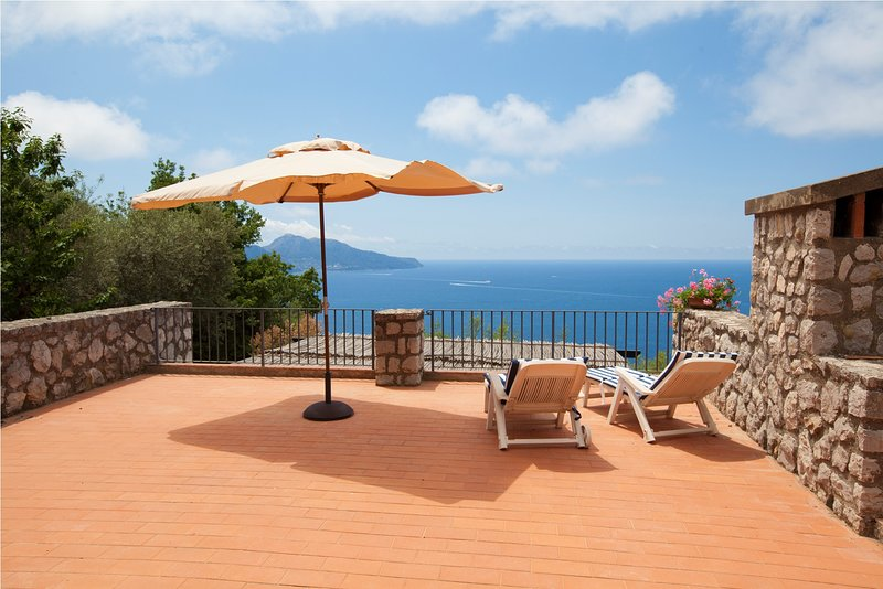 Villa Sterlizia, vacation rental in Roncato