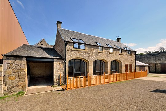 The Arches- Luxury Accommodation for 6 people near Edinburgh, vacation rental in Oxton
