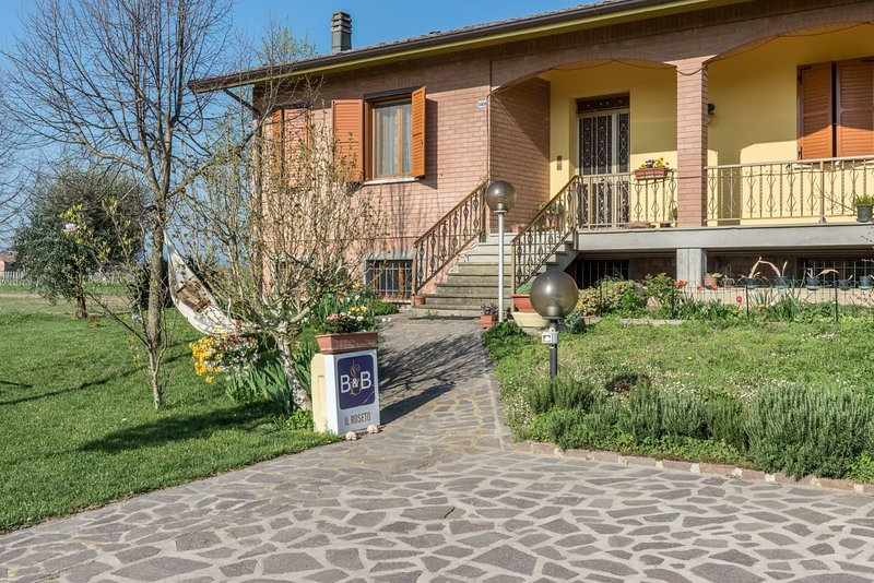 B&b il Roseto, vacation rental in Serramazzoni