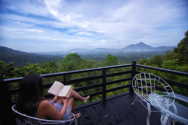 Mendung Escape Main house, holiday rental in Kuching