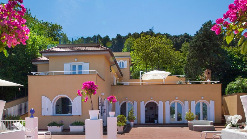 Luxury villa Santini, holiday rental in Amalfi