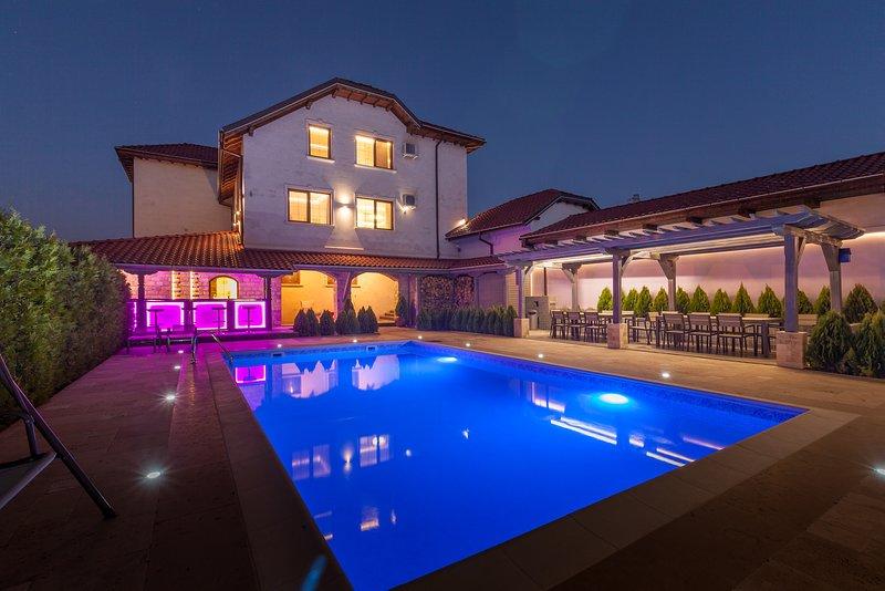 Villa CICONIA, holiday rental in Golemanite