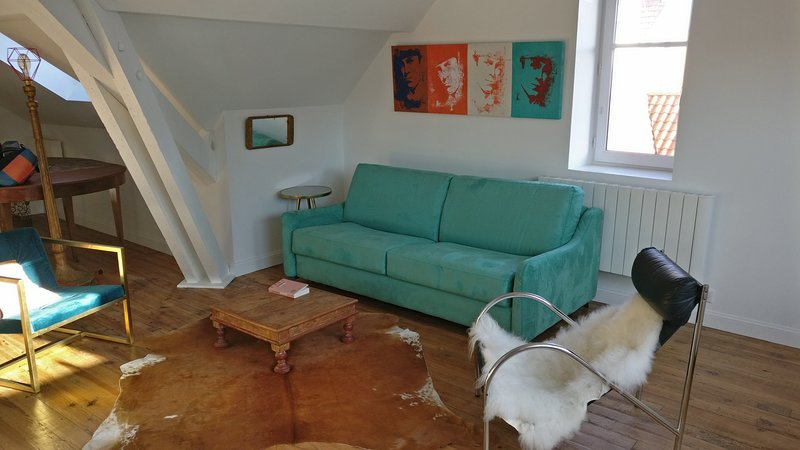 Le Rooftop des Halles, holiday rental in Biarritz