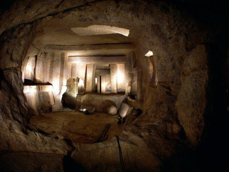 The most fascinating prehistoric underground temple, only a short bus ride away.