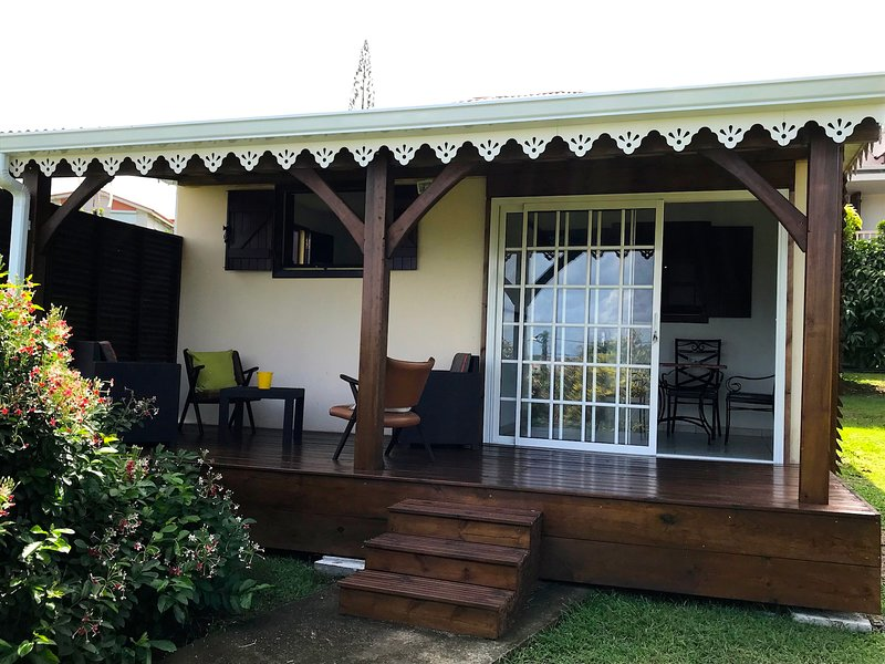 Villa Cannelle, holiday rental in Le Robert