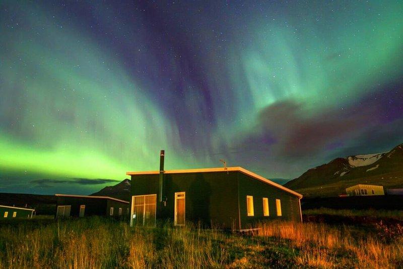 Hrimland Luxury Cottage #2, location de vacances à Akureyri