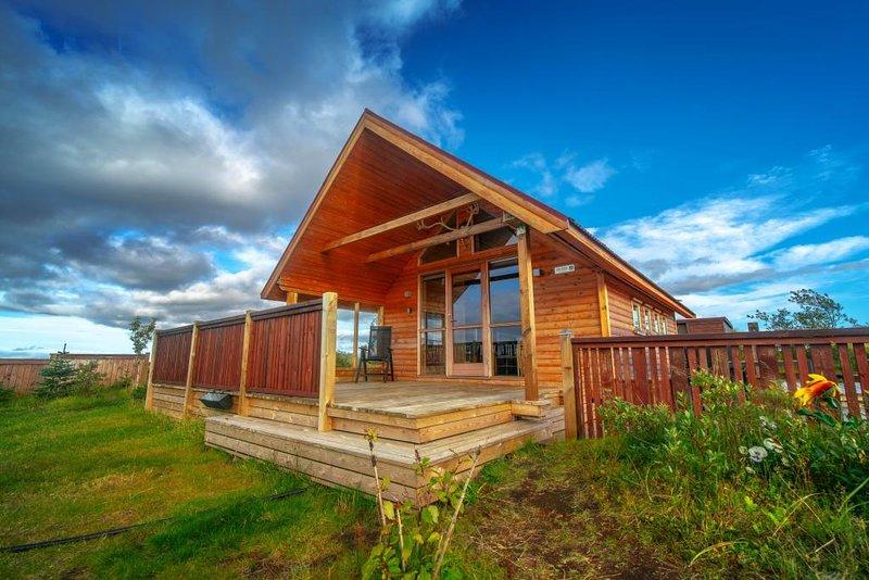Hemlulundur, casa vacanza a Isole di Westmann