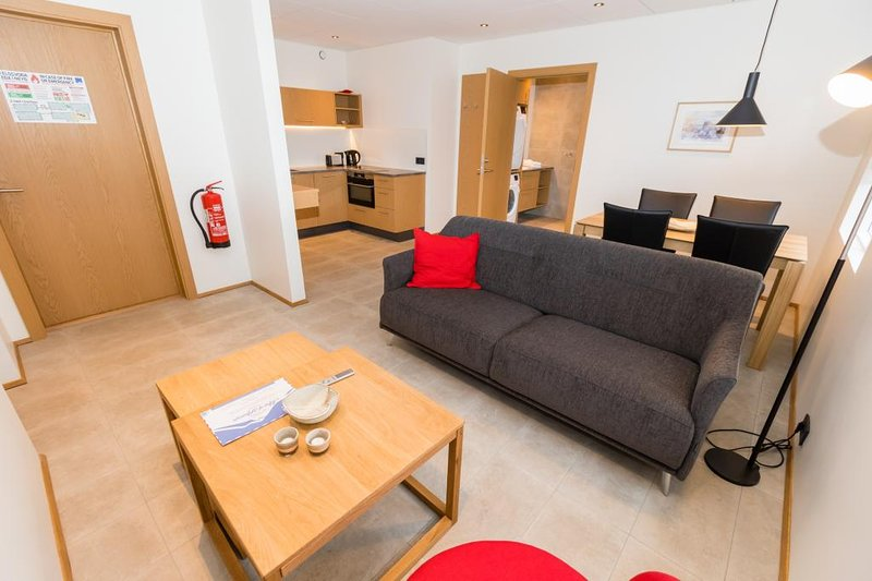 Hrimland Luxury Apartment #1, holiday rental in Hauganes
