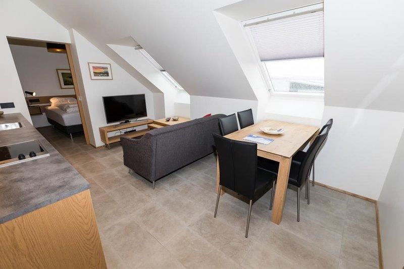 Hrimland  Top Floor Luxury Apartment #1, casa vacanza a Akureyri