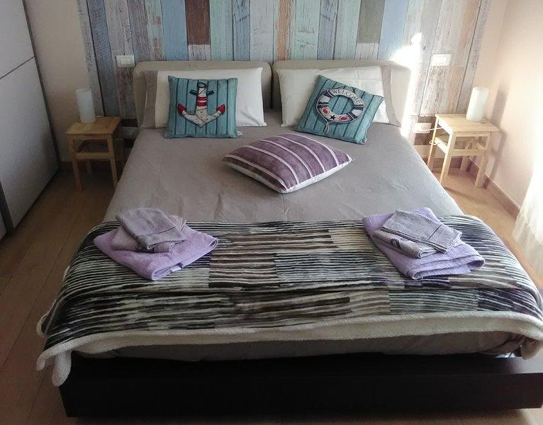 Il Faro- the holidayapartment-casadevacacione, holiday rental in Biassa