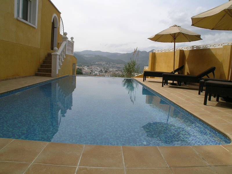 Casa del Bosque, vacation rental in Sagra