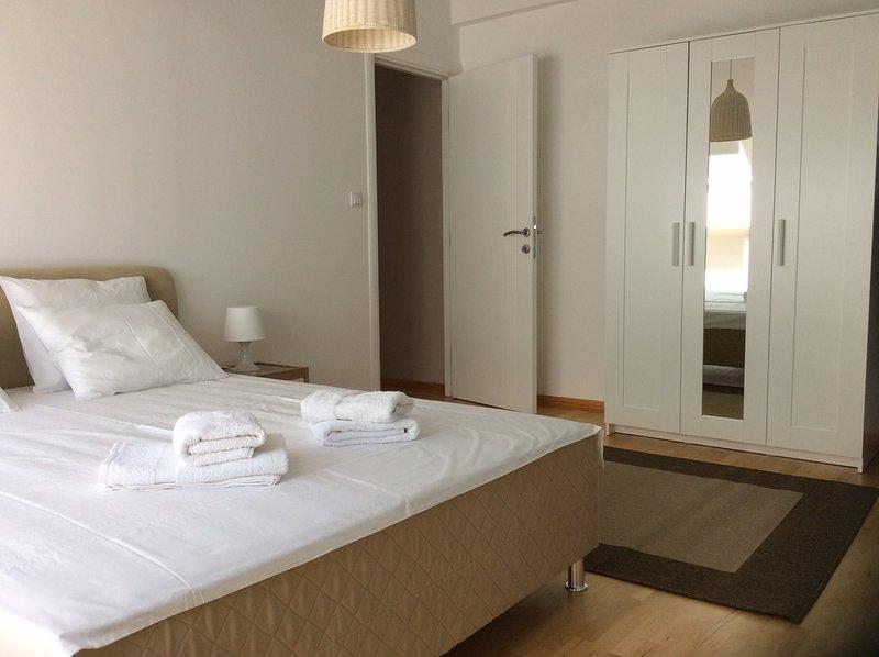 Moderan stan u centru grada. Veliki dnevni boravak sa odvojenom kuhinjom. 3 spav, holiday rental in Dorcol