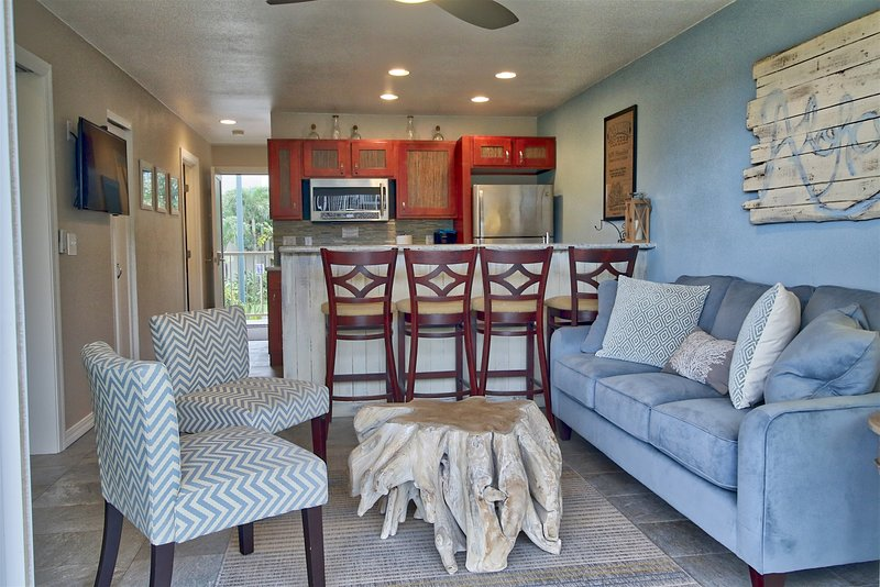 Explore Kauai's East Side from this newly refurbished vacation rental condo!